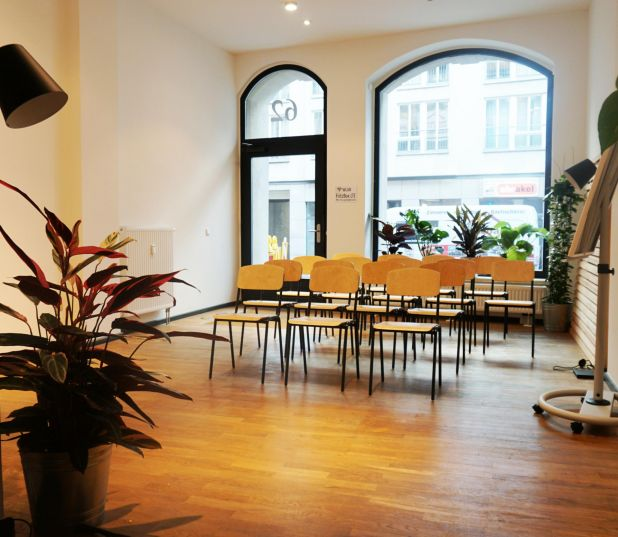 URBN JUNGLE Coworking - Workshop-Raum mieten in Leipzig